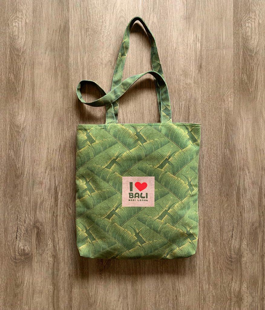 Bali Classic Tote Bag