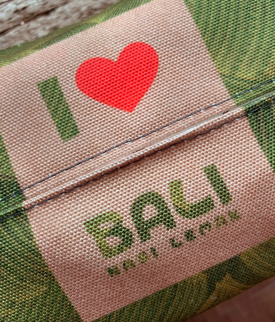 Bali Tissue Holder